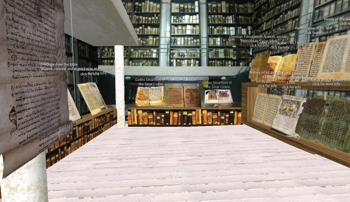 biblioteca santa caterina