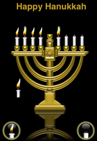 iphone-menorah