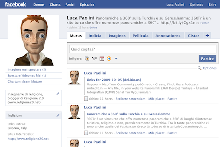 Facebook Latino