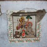 edicola votiva hindu
