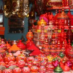 i colori dell'india