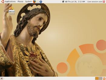 ubuntu cristiano