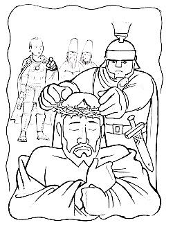 Tante immagini da colorare religione 2 0 l 39 ora di - Libero clipart storie della bibbia ...