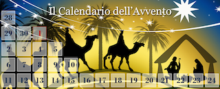 Calendario Cattolico.Il Calendario Dell Avvento Di Famiglia Cristiana E 2 0