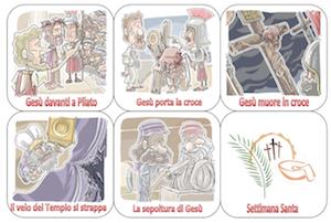 ... 2011 Commenti disabilitati su Gioco: il memory della settimana santa