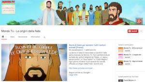 Cartoni Animati Bibbia