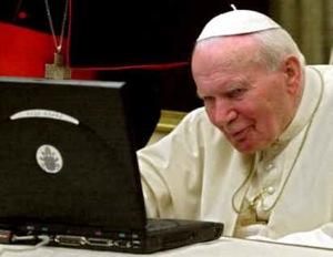 chiesa e internet