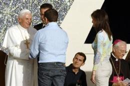 Papa e i giovani