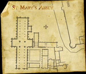 st. mary abbey york