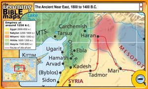 mappe-bibbia