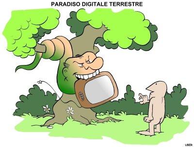 paradiso digitale terrestre