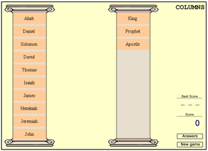 gioco apostoli