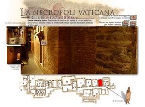 Necropoli Vaticana 3D