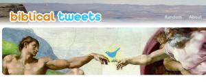 Bible Twitter