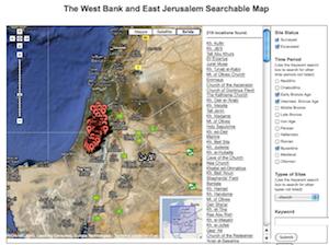 Scavi archeologici Israele