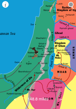 mappe bibliche