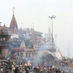 cremazioni sul gange