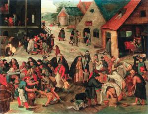 Le 7 opere di Misericordia